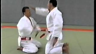 JAPAN KIME NO KATA. FALSE ATTACK, FALSE SELF DEFENCE.