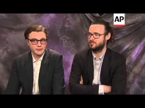 """The writer-director of the science-themed Sundance film """"I Origins,"""" Mike Cahill, talks about his fa"""