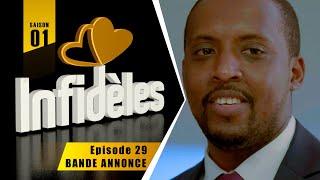 INFIDELES - Saison 1 - Episode 29 : la bande annonce