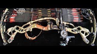 hoyt carbon defiant my 1st bow ever learning the basics archery vlog 01