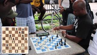 CLO: Brooklyn in Da House! GM Maurice Ashley plays time-odds blitz!
