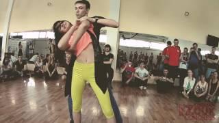 II SIBERIAN ZOUK CONGRESS 2016 | Ruslan Akhmedgariev & Julia Ivanova | DEMO