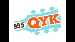 99.5 WQYK FLORIDA #1 COUNTRY PLUGGIN AND BUMPERS