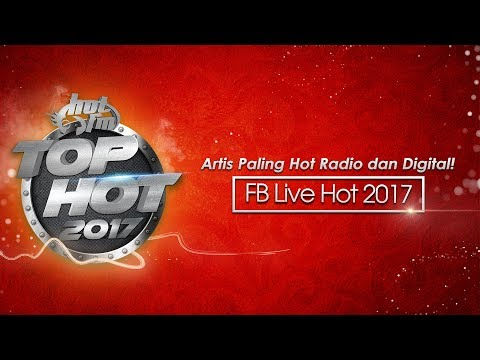 Pencalonan FB Live Hot (Artis Paling Hot Radio & Digital)