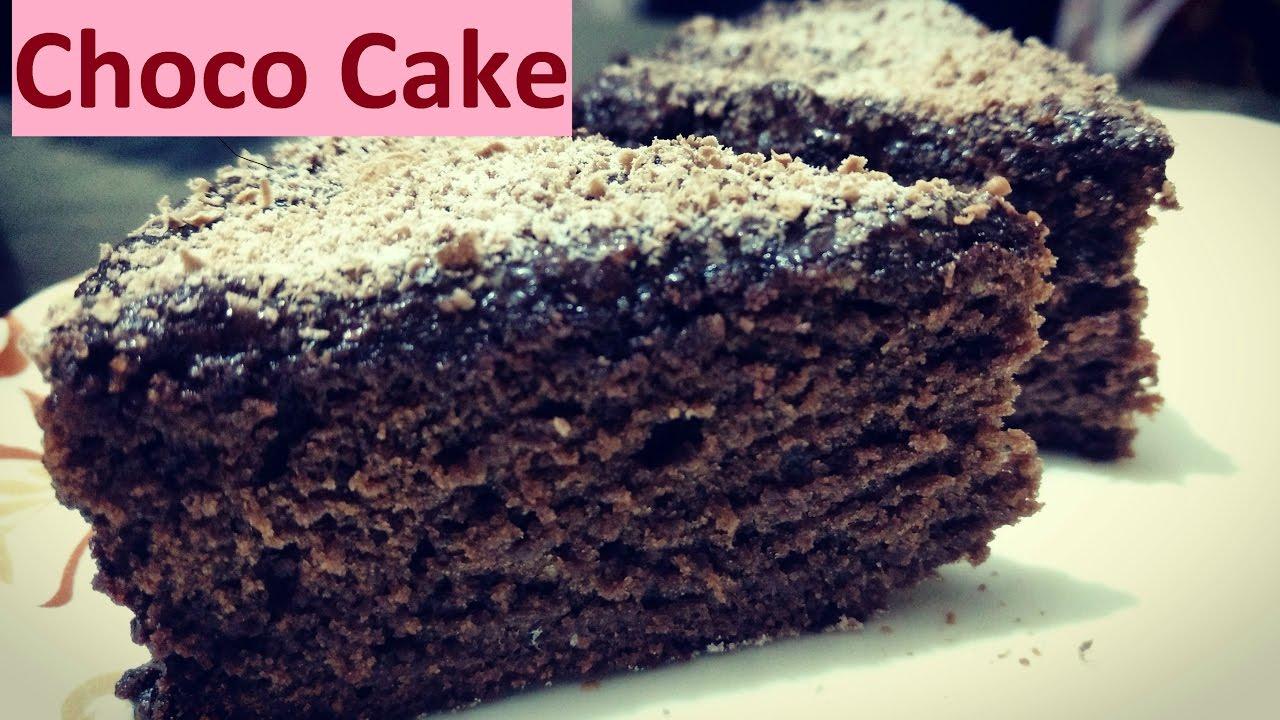 Chocolate Cake Recipe In Pressure Cooker Eggless: How To Make Cake In Pressure