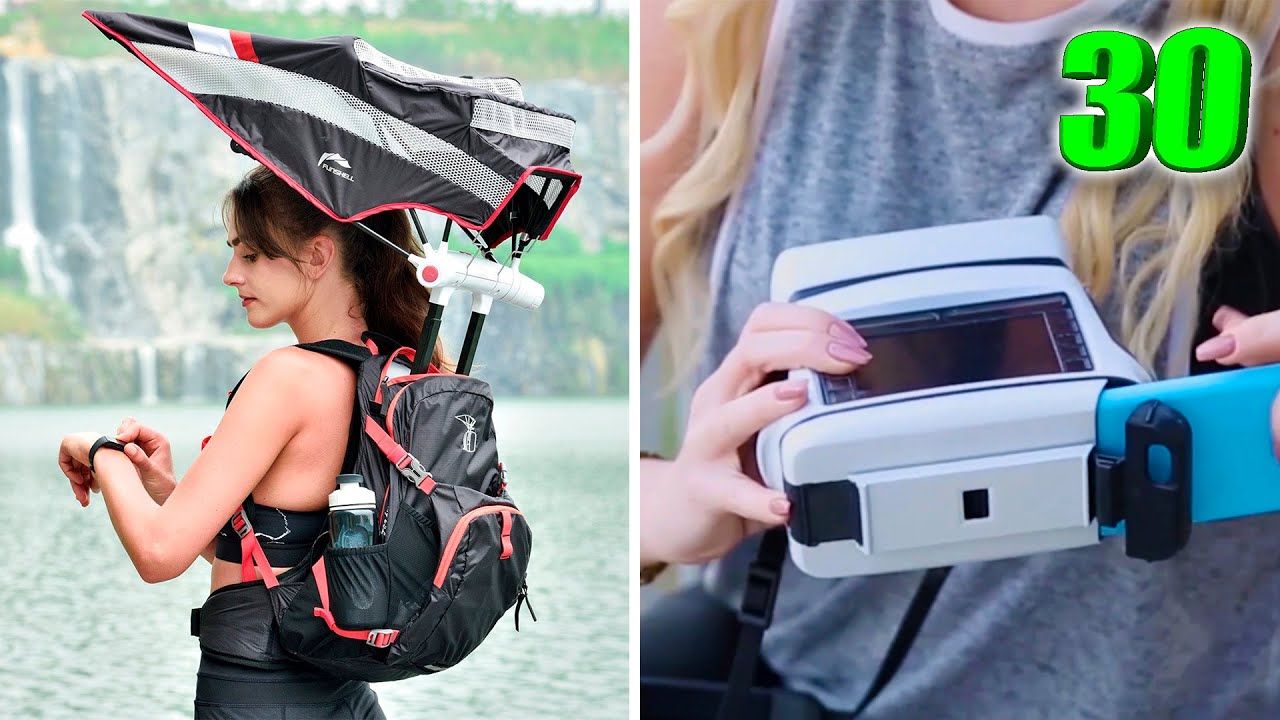30 Cool Products Aliexpress & Amazon 2020   New Future Tech. Amazing Gadgets