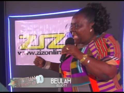Beulah Elliott Sing off #1 Group 1 Gospel Segment