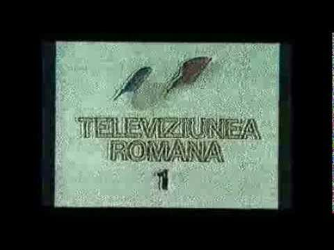 DX-TV Analogue From Romania TVR 1