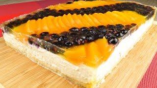 Йогуртовый муссовый  торт | Yogurt mousse cake