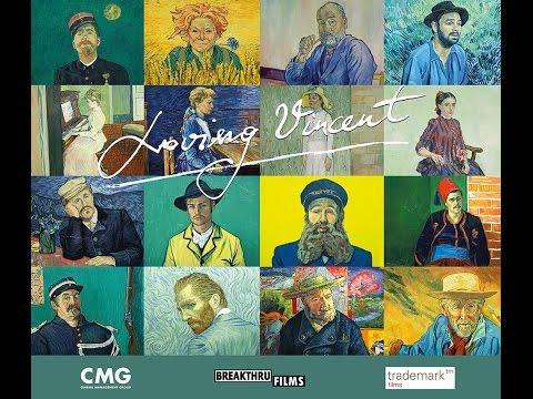 Loving Vincent - Teaser 1