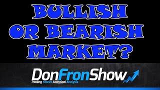 BULL OR BEAR MARKET?