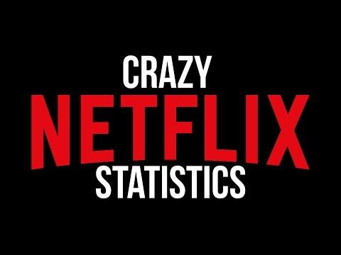 Crazy Netflix Statistics