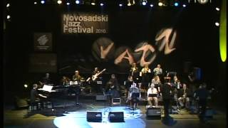 Prague Big Band in Serbia - Homely Ghost