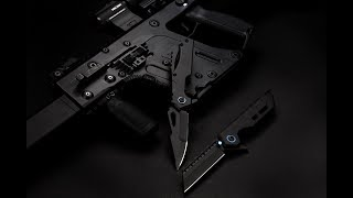 Solid Steel Works Triple play! Guillotine, Raptor & Folding Razor