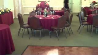 9-8-12 Rancho Santa Fe Garden Club Wedding