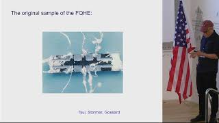 Computer Science | D1S1 3/18 Quantum Science & Technology – Part I - Harnessing Topol... - Ady Stern