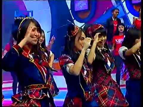 JKT48 -  Kibouteki Refrain @Dahsyat RCTI   1 Juni 2015