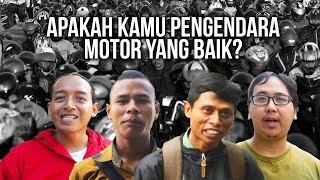 Apakah Kamu Pengendara Motor yang Baik?