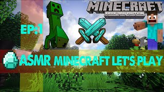 Download ASMR Minecraft Let's Play: Whispering, Ear to Ear, Calming , Relaxation Session, (ASMR Let's Play)