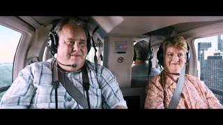 """The DICTATOR - Official Clip - """"Helicopter Ride"""""""