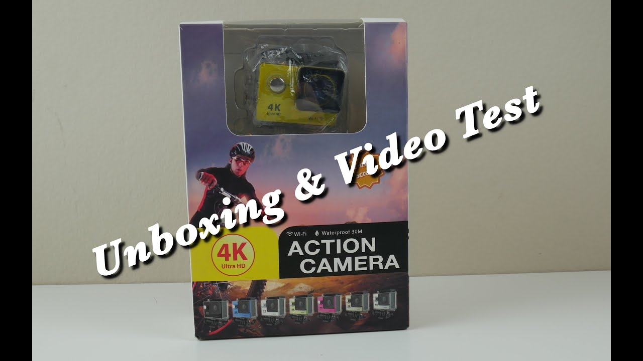 4k action cam for under 80 wish app purchase unboxing. Black Bedroom Furniture Sets. Home Design Ideas