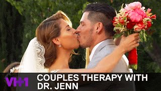 Couples Therapy With Dr. Jenn | Carmen Carrera & Adrian Torres Get Married | VH1