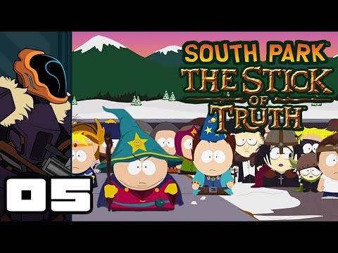 Let's Play South Park: The Stick of Truth - PC Gameplay Part 5 - School's Out