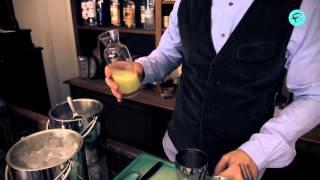 Barrelproof Cocktail: Dr. Dutch