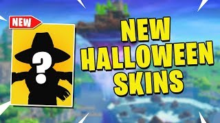 Fortnite *NEW* Halloween Skins 2018