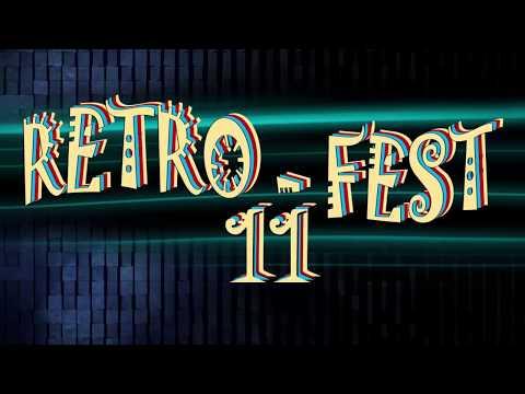 TRIBUTOS ROCK MEXICO:  PROMOCIONAL 11o RETRO - FEST