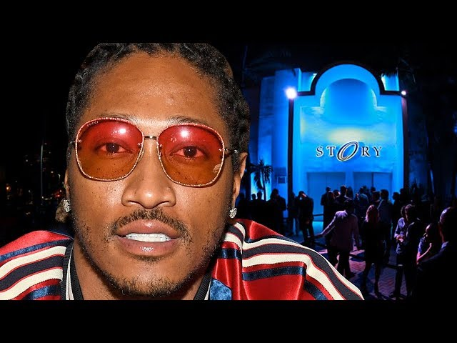 Future BANS FAT GIRLS From The Club?!