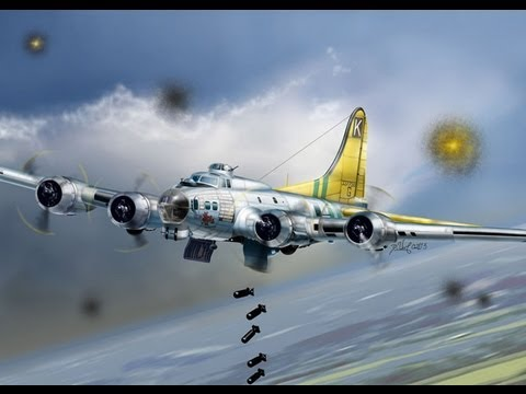 Scale Modeling News May 2013 HK 1:32 B-17G Special Report