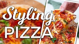 How to Style Picture Perfect Pizza: Plate It Perfect