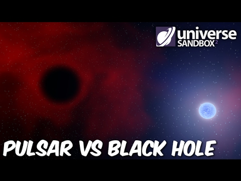 Can a Black Hole Destroy a Neutron Star?!
