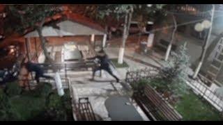 Ոստիկանության տեսանյութը՝ «օրենքով գողի» սպանության վերաբերյալ