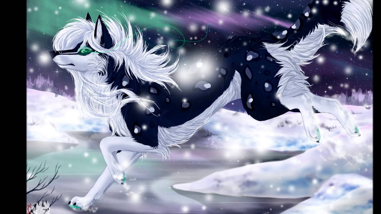 Anime wolves demi lovato let it go youtube - Wolf girl anime pictures ...