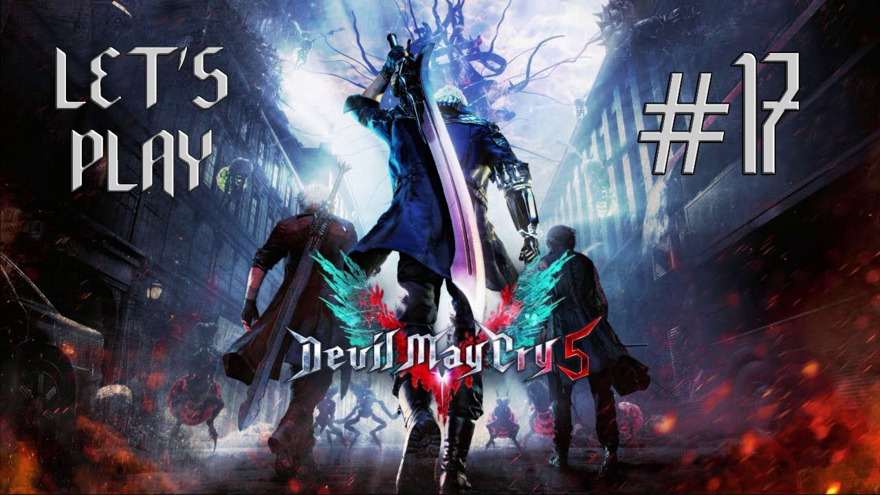 Devil May Cry 5 Wallpaper: [LET'S PLAY] DEVIL MAY CRY 5 #FINAL : JE NE TE LAISSERAI
