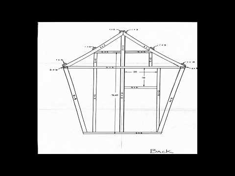 FREE Plans For Building An Ice Shanty