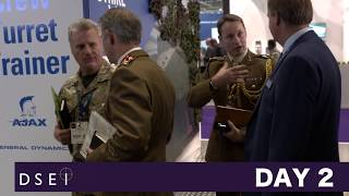 DSEI 2017 - Day 2 - delegations