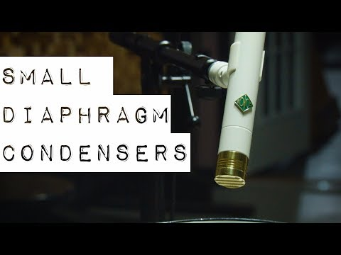 3 Reasons Why You Should Use SDCs (Small Diaphragm Condensers)