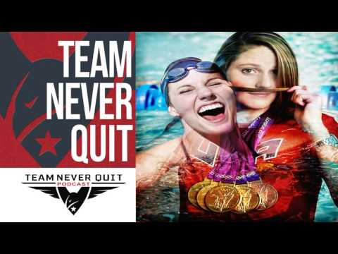 EP.# 62: Missy Franklin – 4 time Olympic Gold Medalist – World Record Holder