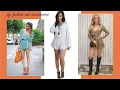 Women Rompers Boots