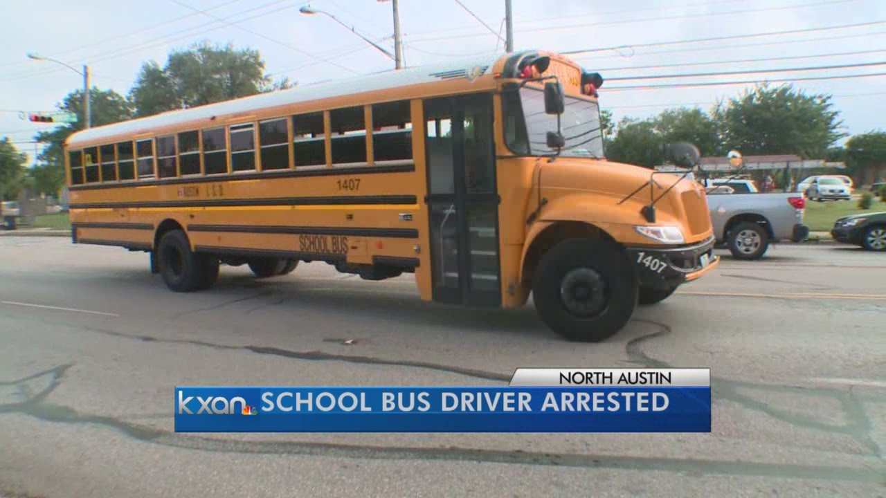 Austin Isd Bus Driver Charged With Sexually Assaulting 6 Year Old Youtube