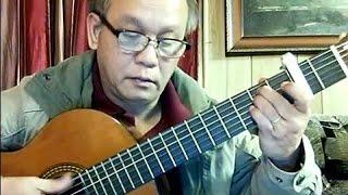 Sao Đành Xa Anh (Nguyệt Ánh) - Guitar Cover by Hoàng Bảo Tuấn