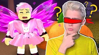 I Shouldn't Have Picked My Outfit Blindfolded... | Roblox Royale High