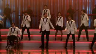 GLEE Full Performance of Man In The Mirror