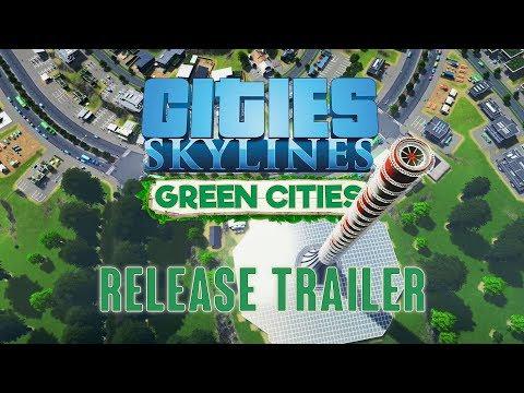 Крупное дополнение Green Cities для Cities Skylines можно забрать бесплатно