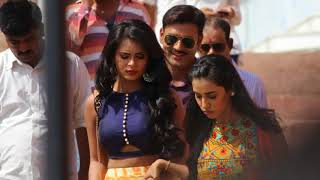 """Making of TV Show """"saam Daam Dand Bhed"""" Shoot in Bhopal"""