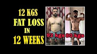 NO Fat Burner I NO L Carnitine I NO CLA I NO Keto - Watch how this transformation happened.