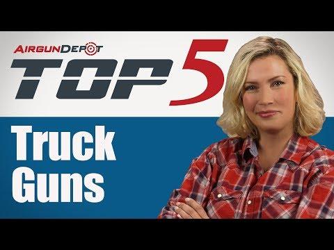 Top 5: Truck Guns